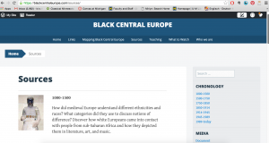 BlackCentralEurope screenshot